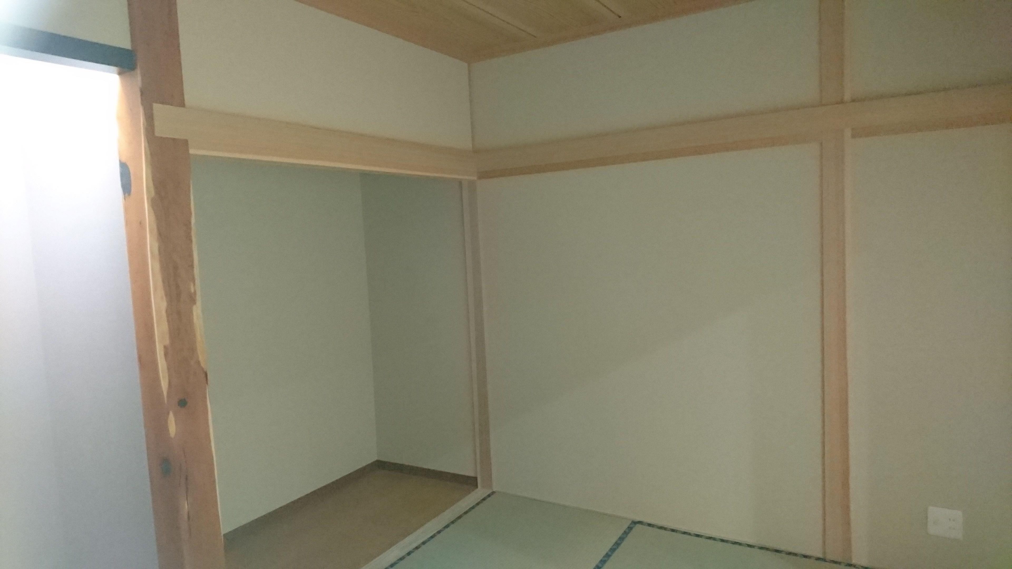 滝沢市U様邸新築工事